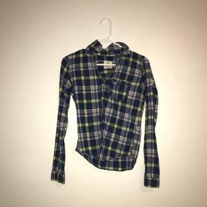 Flannel Shirt from Hollister
